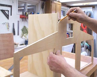 how to build a toy horse stable
