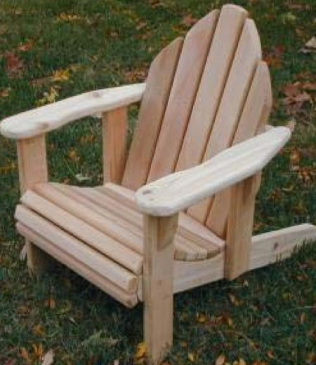 Awesome Wood Work Fine Woodworking Adirondack Chair Plans PDF Plans